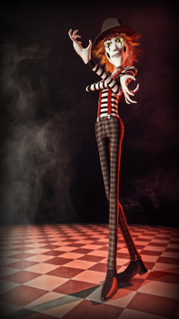 the mime by zarpex