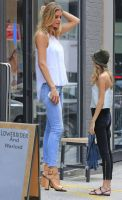 Doutzen Kroes Tall by ChaoticWarlord
