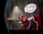 Cupcake? by cloudsabovedawn