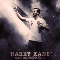 Harry Kane ! by AYGBMN