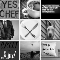 JG Moodboard 1 by MustLoveFrogs