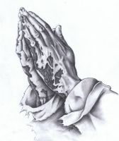 Pray Harder II by t-o-n-e