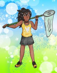 FB Comm: Bug Catcher Andy 1-Pokemon GO! by Magical-Mama