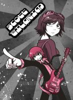 FANART - Scott Pilgrim - by 2Dark