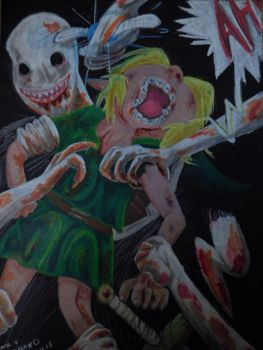 Link and the Dead Hand #2 by evangeline40003