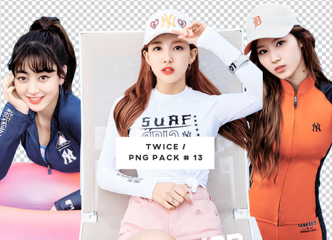 Twice PNG PACK #13 by faithbub