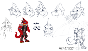 Scorch Concept by NeoCypo