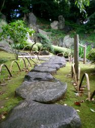 Stepping Stones by rednotes