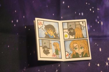 Mini Comic Example by Vesenia