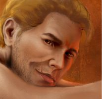 Cullen WIP by yuhime