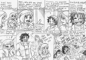 Once in a lifetime, part 32 by heivais