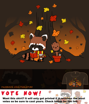 Woot Shirt - I Have A Plan (For Fall) by fablefire
