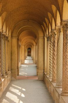 Tunnel Franciscan Monastery by aggielou3