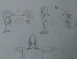 Happy Birthday! c: by CadenFeather