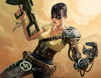 Imperator Furiosa by timswit
