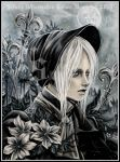 Bloodborne doll - Could you ever love me? by Hollow-Moon-Art