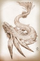 Leviathan by Pikkthedestroyer