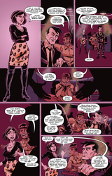 The Sundays #3 page 18 by ScottEwen