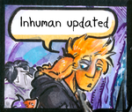 inhuman arc 16 pg 3 - link in the desc by not-fun