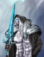 Arthas loves his sword by anawind