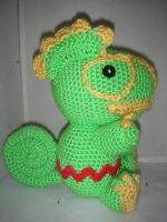 Amigurumi Kecleon