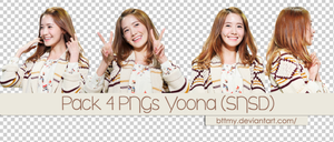 Pack PNG Yoona By Mynie by bttmy