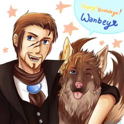 To Wanbey! by Sora-Noel