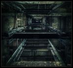 Lift To The Darkness by Nichofsky