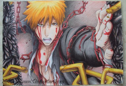 Bleach Hell Chapter Ichigo (Finished) by ShinsArt