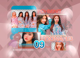 +Pack Png LOONA by Pohminit