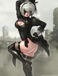 2B by CerberusLives