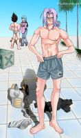 Changing Trunks by getakichi