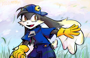 Klonoa by Sizab