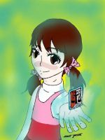 Nanako Dojima by epicbubble7