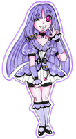 Darling! Pretty Cure - Cure Eclaire by sekaiichihappy
