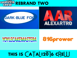 Catali2016 Crew Rebrand Two (Others) Part 2 by CatalinMetro