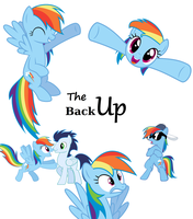 Back up. Front. by TheCuteMaicha