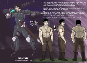 Dominic Character Sheet by Tigershark06