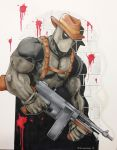 Deadpool Gangster Pittsburgh Comicon 2014 by DKHindelang