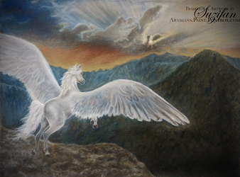 To Soar From This Mountaintop by ShadowfaxCreations