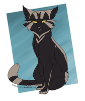 Finchpaw (Request #1) by Oceans-Will