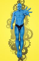 Dr. Manhattan by LudoDRodriguez