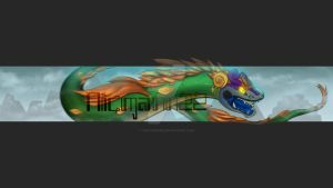 Nicmann22 YouTube banner by TruCorefire