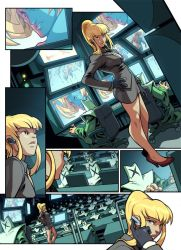 Street Fighter Unlimited Issue 5 - Preview 3 by edwinhuang