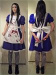Alice Madness Returns cosplay (almost complete)~ by Izzybella4