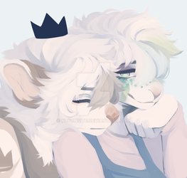 every king needs a queen by kryonsite