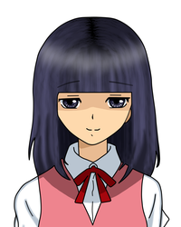 Misao - from RPG horror game by TheAGMreaper