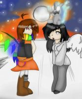 A collab with me friends c: by SuhaiCo