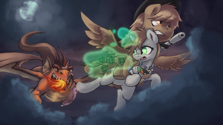 Fallout Equestria Chapter 12 - Audio Book by DarkSittich