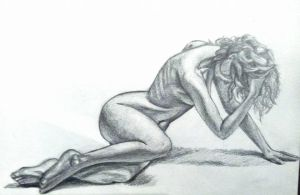 Figure Drawing 02 by PatriciaPM